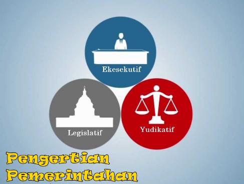 Pengertian Lembaga Legislatif, Eksekutif dan Yudikatif serta Contohnya