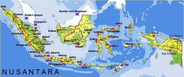 Pengertian Wawasan Nusantara Menurut Para Ahli
