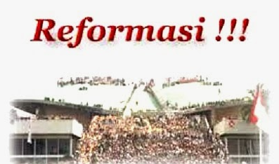 Pengertian Reformasi Menurut Para Ahli
