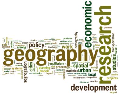 Pengertian Geografi Secara Umum dan Menurut Para Ahli