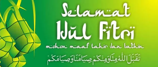 Pengertian Idul Fitri, Sejarah, dan Makna Idul Fitri !