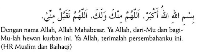 Pengertian Qurban, Sejarah, Dalil, Hukum, Syarat, dan Keutamaan Qurban (TERLENGKAP)
